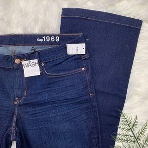 NWT~GAP 1969~Long & Lean Trouser~sz 31L